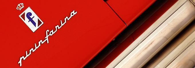 Pininfarina: die Linie des italienischen Designs.