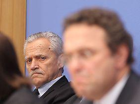 Für viele ist Heinz Fromm nur ein Bauernopfer der großen Politik.