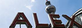 Magnet, Mythos, ewige Baustelle: Berlin - Alexanderplatz