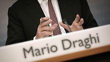 Preisrutsch bei Öl: Draghi? Dax zieht kurz über 12.000