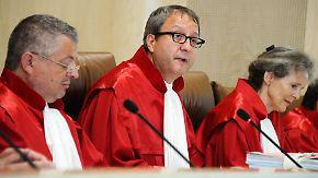 Urteil im Eilverfahren zur Euro-Rettung: Verfassungsrichter lassen sich Zeit