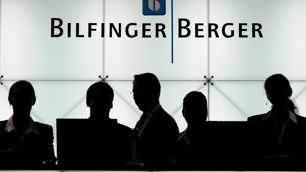 Bilfinger Berger Aktienkurs