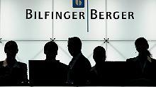Die Preise der zugekauften Unternehmen im Hause Bilfinger Berger blieben geheim.