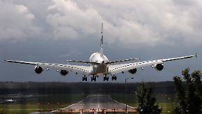 Auch A380 betroffen: Lufthansa räumt Lüftungs-Probleme ein