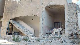 UN-Inspektoren in Tremseh eingetroffen: Massaker galt wohl Regimegegner