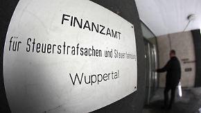 """NRW gegen Schäuble: """"Steuerfahndung macht ihre Arbeit"""""""