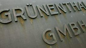 Das Pharmaunternehmen Grünenthal wurde 1946 gegründet und hat seinen Sitz in Aachen.