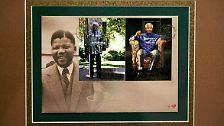 Häuptlingssohn, Held, Heiliger: Nelson Mandela