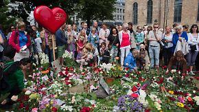 Olso trauert: Norwegen gedenkt Breiviks Opfern