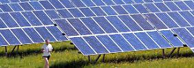 NRW fordert von Bayern einen Ausgleich für die Ökostrom-Förderung.