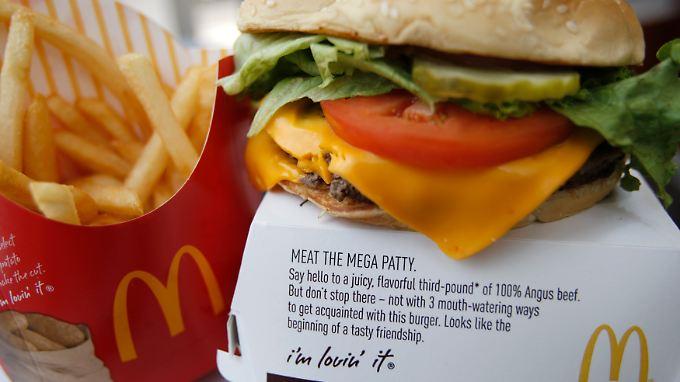 McDonald's bleibt der größte amerikanische Arbeitgeber in Deutschland.