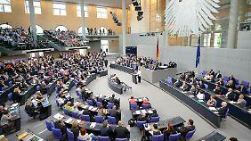 Der Bundestag muss anders gewählt werden als bislang vorgesehen.
