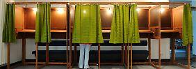 Bei der Bundestagswahl gibt es zwei Stimmen - und wahrscheinlich wird das auch so bleiben.