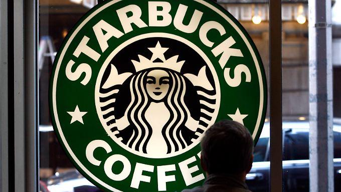 In den USA ist Starbucks weiter auf Wachstumskurs.