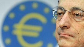 EZB-Präsident signalisiert Solidarität: Draghi macht Finanzmärkten Mut