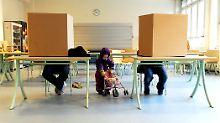 Nach dem Vorschlag der Union würde auch weiterhin der Wählerwille verzerrt werden.