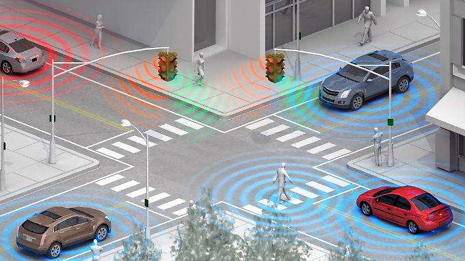 Die Fußgängerortung soll via Wi-Fi-Direct-Standard funktionieren.