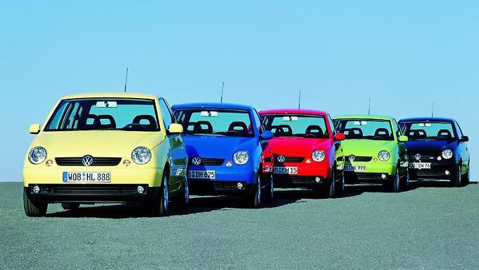 Trotz des geringen Verbrauchs in der Version TDI 3L war der Lupo kein ruhmreiches Kapitel bei Volkswagen.