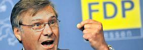"""Gerhardt über Liberalismus, FDP und Religion: """"Manchmal leide ich mit der Partei"""""""