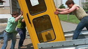 Von Telefonzelle bis Taxi-Rufsäule: Abschied kommt schleichend
