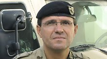 Noch Oberst, bald General: Georg Klein.