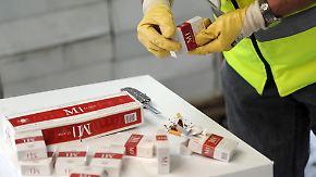 Mehr Schmuggelzigaretten: Illegale Fabrik in Polen entdeckt