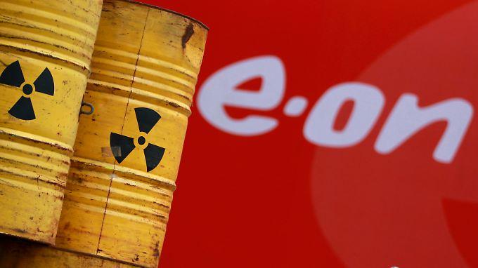 Eon-Konzernumbau wegen Atomausstieg kommt voran.