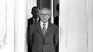 Gescheiterter Apparatschik: Erich Honecker