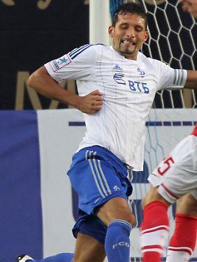 Es lief schonmal besser für Kevin Kuranyi und Dinamo Moskau.