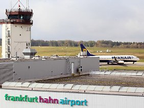 Prototyp für kreative Flughafennamen: Frankfurt-Hahn liegt 126 Kilometer von der namengebenden Großstadt entfernt.