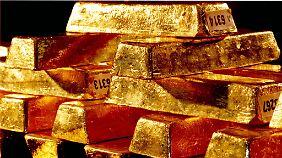 Goldreserven für harte Zeiten: Deutsches Gold liegt in Fort Knox