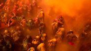 """Farbenschlacht auf Indisch: Feiern mit """"Gulal"""""""