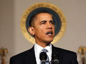 Mit seinem Sparprogramm wird sich Obama nicht nur Freunde machen.