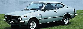 Der Corolla ist das meistverkaufte Auto der Welt.