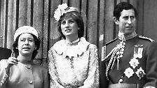 Das schlimmste Jahr der Queen: Als Charles und Diana sich trennten