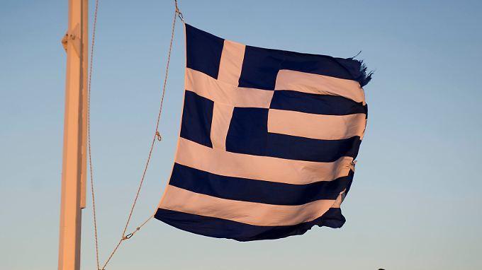Mehr Zeit zum Sparen für Griechenland.