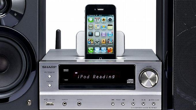 Apple will mit einem kostenlosen Internet-Radiosender Geld verdienen.