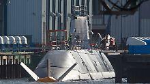 Wegen Korruptionsverdacht?: Deutschland stoppt U-Boot-Verkauf an Israel