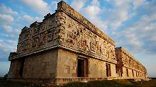 Auf Maya-Spuren in Mexiko: Das Ende der Zeitrechnung