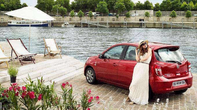 Von Frauen - für Frauen: Nissan Micra Elle