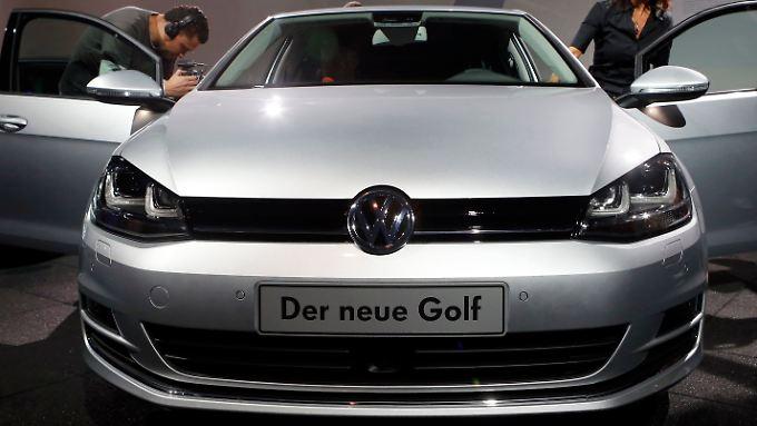 Der Markt zieht wieder an - das merkt auch VW.