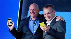 Neue Nokia-Smartphones: Lumia-Geräte bekommen müden Applaus