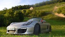 Eine Ausfahrt mit dem neuen Boxster S: Mehr Porsche war nie