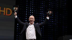 """Kindle """"Fire"""" vorgestellt: Amazon ist Apple einen Schritt voraus"""