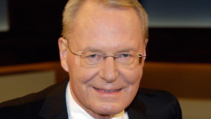 Hans-Olaf Henkel war von 1995 bis 2000 Präsident des BDI.