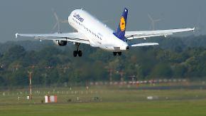 Am Samstag könnte die Lufthansa schon wieder wie gewohnt abheben