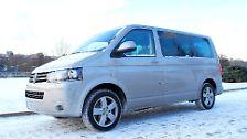 VW T5 Multivan im Test: Für alle Lebenslagen