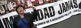 Pinochet-Diktatur: Chilenen gedenken der Opfer