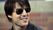 Hollywoodstar Tom Cruise steht auch für den vierten Teil der Action-Reihe vor der Kamera.