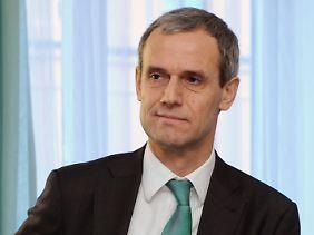 Der ehemalige LB-Vorstandsvorsitzende Michael Kemmer unterstützt Barrosos Plan.
